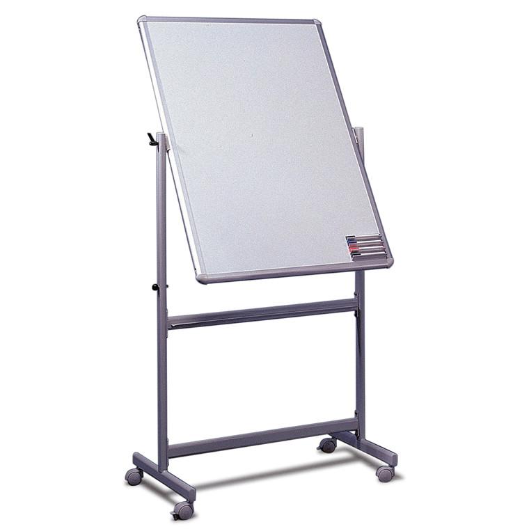 Whiteboard tavle på hjul - Uniti 150 x 124 cm