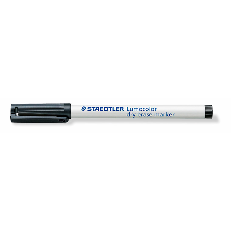 Whiteboard marker - Staedtler Lumocolor 301-9 sort 1 mm