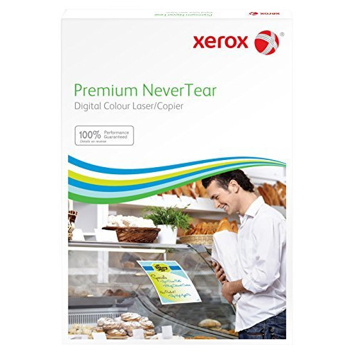 Xerox - Nevertear polyester A4 120 mic - 100 ark