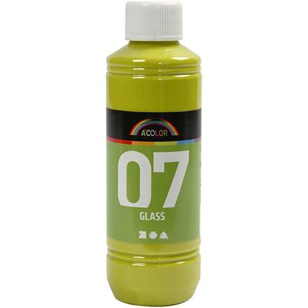 A-Color Glass, kiwi, 250ml