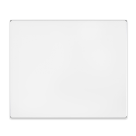 Whiteboard Lintex Boarder 150 x 120 cm - med lakeret overflade og aluramme