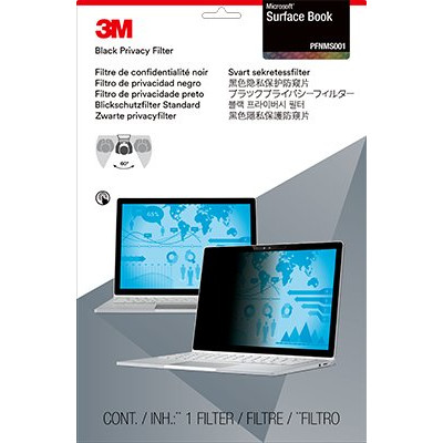 3M Privacy Filter for Microsoft Surface Pro 3/ Pro 4 - Lands
