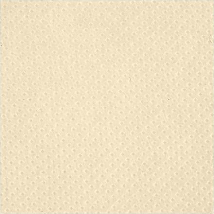 Dug af imiteret stof lys gul bredde 125 cm 70 g/m2 | 10 meter