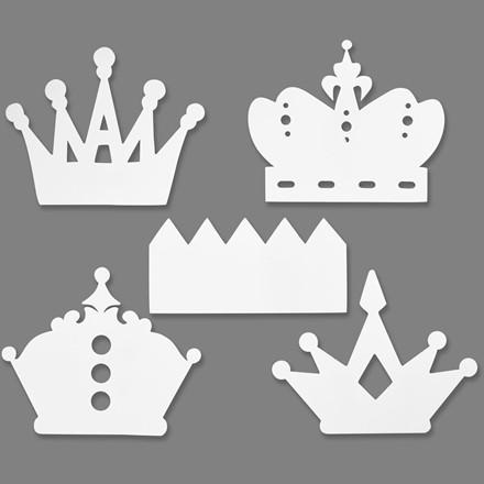 Kroner højde 11-19 cm bredde 23-24 cm 230 gram | 16 stk.