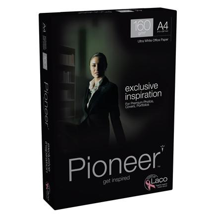 A4 Printerpapir - Pioneer 160 gram - 250 ark