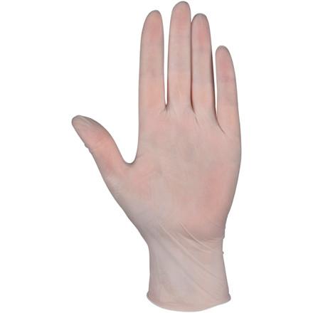 Abena Ultra Sensitive Nitril Handske - Transparent - Medium
