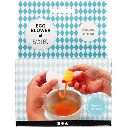 Æggepuster - 1 sæt