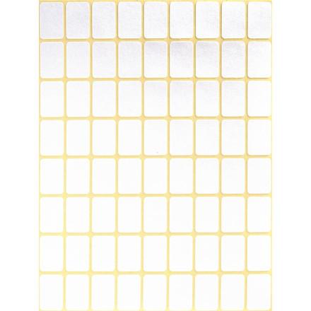 Avery 3312  - Manuelle etiketter hvid 12 x 18 mm - 1800 stk