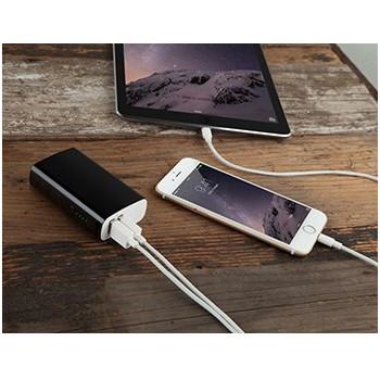 Belkin Battery Pack 2000 mAh charger, Black