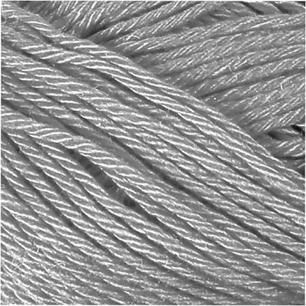 Bomuldsgarn grå 165 meter 6S/4 | 50 gram