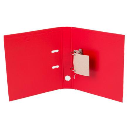 Brevordnere A4 - Q-Line rød 50 mm ryg