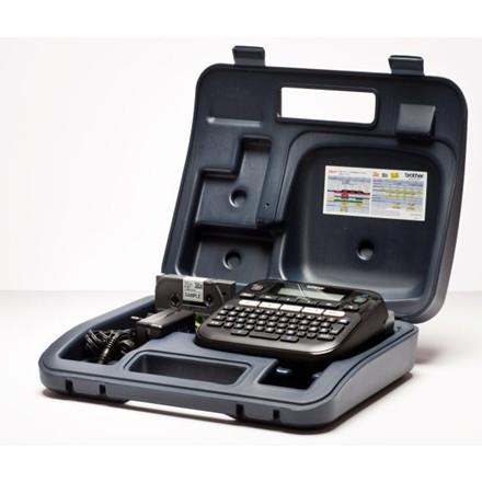 Brother PT-D210VP - Labelmaskine med kuffert