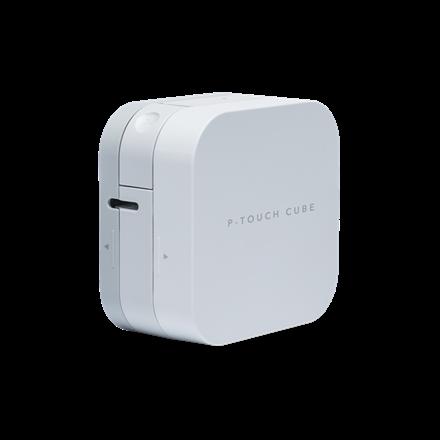 Brother PT-P300BT Cube - Labelprinter med bluetooth