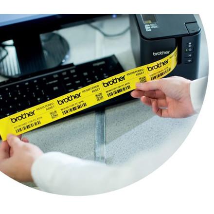 Brother PT-P900W - Hurtig professionel labelprinter med WiFi