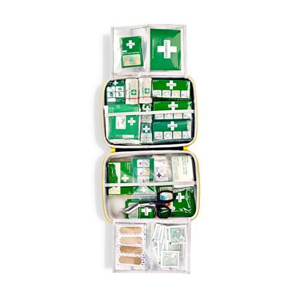 Cederroth First Aid Kit - Stor Førstehjælpskasse
