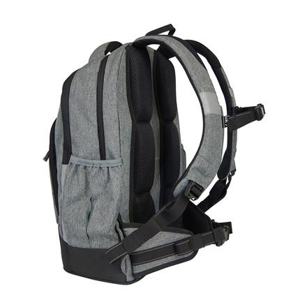 Computertaske NAPS rygsæk Wolfsgrau grå