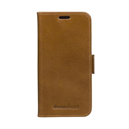 Dbramante1928 iPhone 11 Wallet Copenhagen Slim, Tan