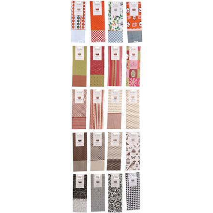 Decoupagepapir, ark 25x35 cm, 17 g, 540salgsenheder