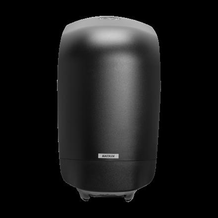 Katrin 92100 Centerfeed S Dispenser til aftørrings papir - Sort plast