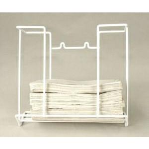 Dispenser til håndklædeark | hvid