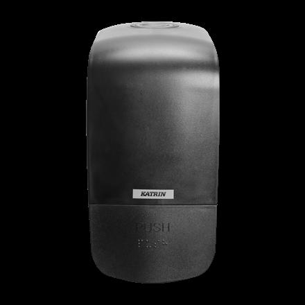 Katrin 92186 Soap Dispenser 500 ml til sæbe & foam - Sort plast
