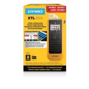 Dymo XTL 300 - Labelmaskine 6-24 mm etiketter