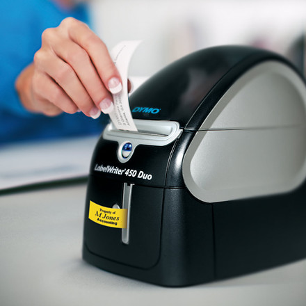 DYMO LabelWriter  450 Duo -  Label printer