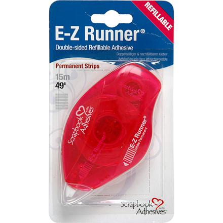 E-Z Runner Bredde 8 mm striber permanent - 15 meter