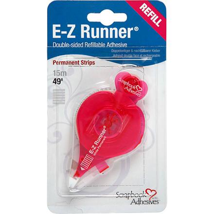 E-Z Runner® - refill, B: 8 mm, striber - permanent, 15m