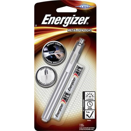 Energizer Metal Penlight LED