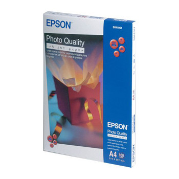 Epson A4 photo quality inkjet paper 102g  (100)