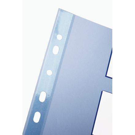 Faneblade 1-20 Esselte A4 - farvede faner i plast med kartonforblad