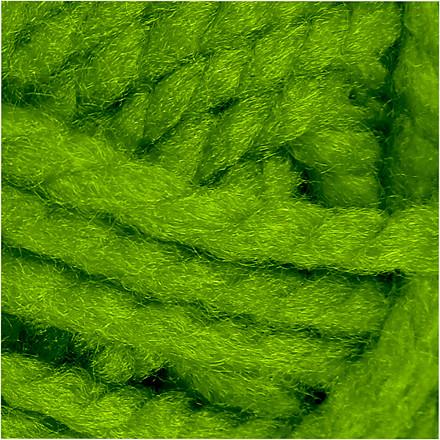 Fantasia Akrylgarn længde 35 meter grøn Maxi | 50 gram