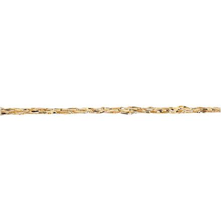 Guldgarn længde 160 meter guld - 25 gram