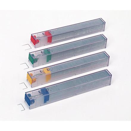 Leitz hæfteklammekassetter blå - 6 mm 5 x 210 stk i æsken