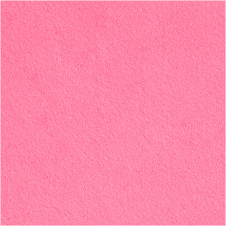 Hobbyfilt - Pink - 45 cm bred - tykkelse 1,5 mm - 1 m