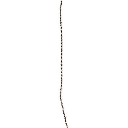 Kæde, B: 2 mm, forgyldt, FG, 2m
