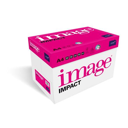 Printerpapir 120g Image Impact A4 - 250 ark