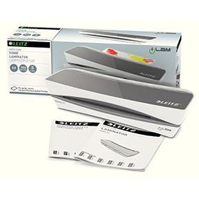 Leitz iLAM Home - Laminator A4 grå til 80-100 mic