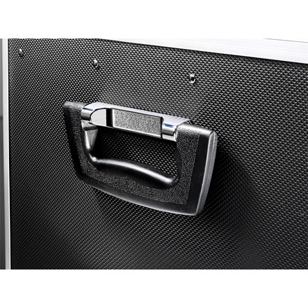 Leitz låsbar arkivkuffert til 30 hængemapper - sort
