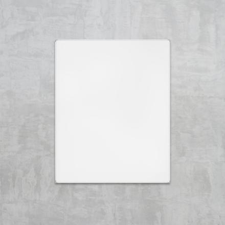 Lintex Whiteboard med lakeret overflade og aluramme - 25 x 35 cm