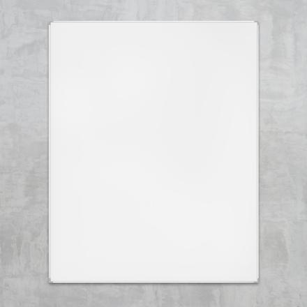 Whiteboard Lintex Boarder med lakeret overflade og aluramme - 60 x 90 cm