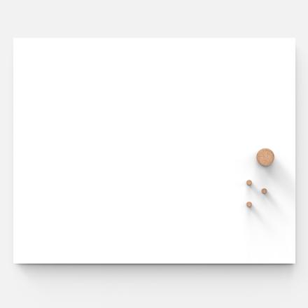 Lintex AIR Whiteboard - Hvid 150 x 120 cm