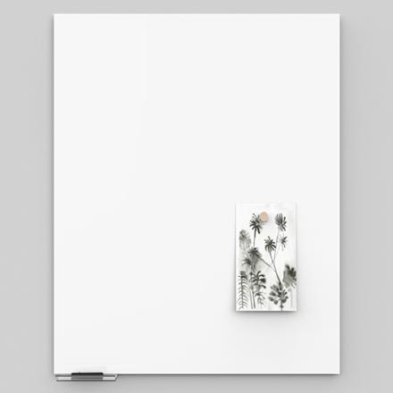 Lintex AIR Whiteboard - Hvid 100 x 120 cm