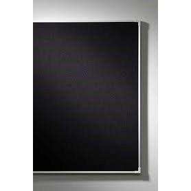 Lintex Boarder opslagstavle med farvet stof og aluramme 200 x 120 cm - FLERE FARVER