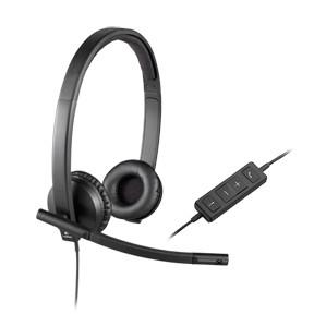 Logitech UC H570 eUSB Headset Stereo
