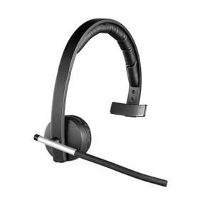 Logitech UC H820e Wireless Headset Mono