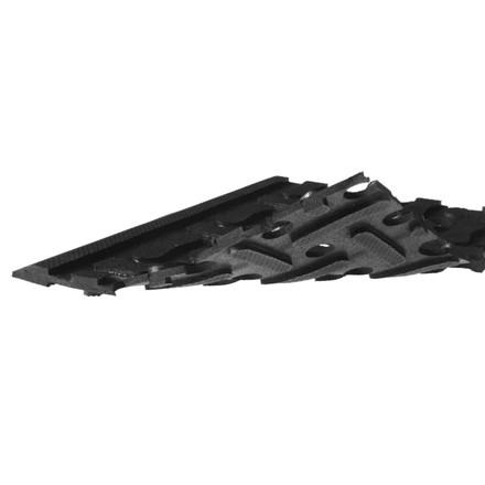 Matting Comfort Flow Arbejdsmåtte - Sort 83 x 140 cm