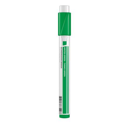 Marker Penol 0750 2-5mm grøn skå spids permanent