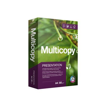 Kopipapir A4 MultiCopy Presentation 100 g/m2 500 stk